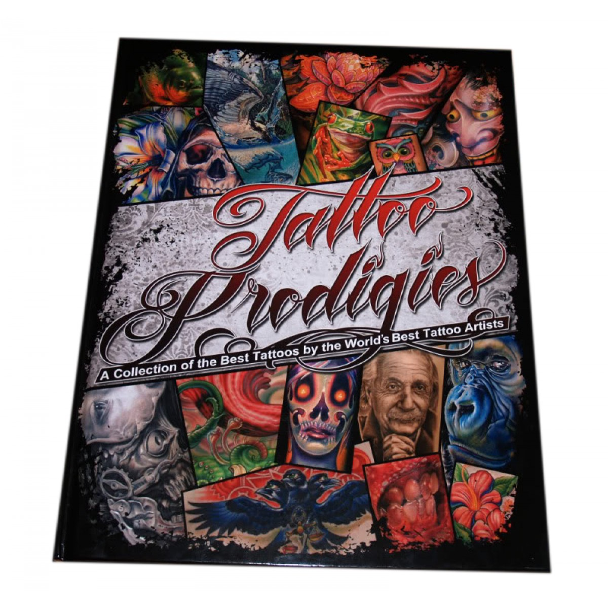 tattoo prodigies by mike devries and guy aitchison