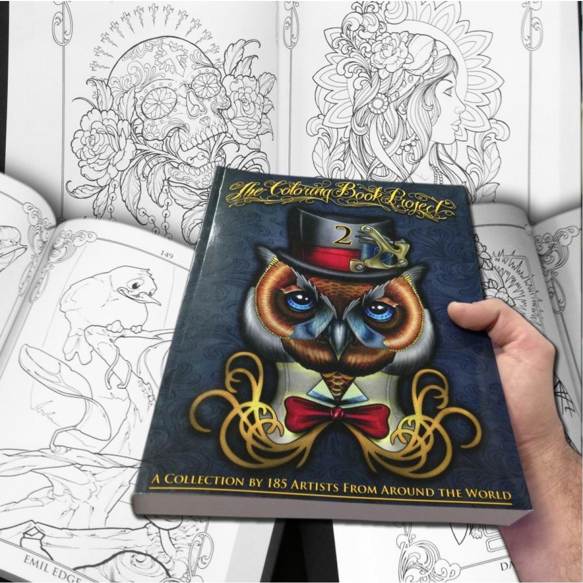 The coloring book project volume 2