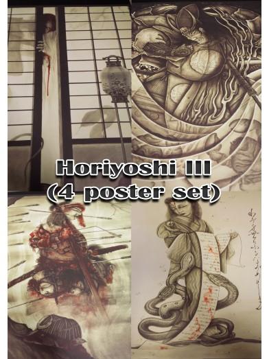 Posters by Horiyoshi III