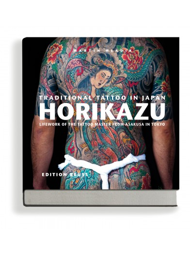 HORIKAZU-Traditional Tattoo In Japan