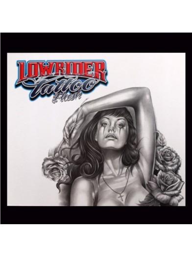 "Lowrider by Jose Lopez, Adrian ""Spider"", Tattoo Tony & Miki Vialetto"