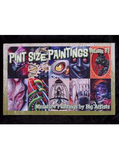 Pint size Paintings