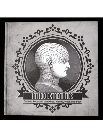 Tattoo Extremities by Jinxi Caddel