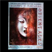 Libro - Oriental V2 by Revistaartetattoo