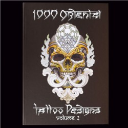 1000 Oriental tattoo designs V2 by Tas, Jondix, Rinzing & Miki Vialetto