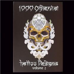 1000 Oriental tattoo designs V2 by Tas, Jondix, Rinzing & Miki Vialetto