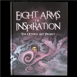 Eight Arms of Inspiration- The Octopus art project by Jinxi Caddel, Mike De Vries & Chris Kabisch