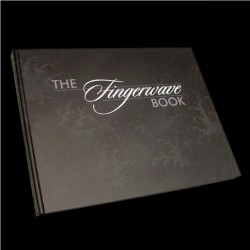 The Fingerwave book by Grimmelbein (Grime) & Craig Toth