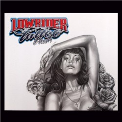 "Lowrider by Jose Lopez, Adrian ""Spider"", Tattoo Tony & Miki Vialetto"