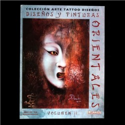 Libro - Oriental V2 by Revistaartetattoo