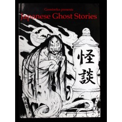 Japanese Ghost Stories by Gomineko & Crystal Morrey