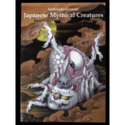 Japanese Mythical Creatures by Gominenko