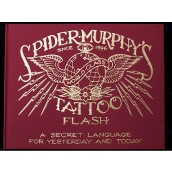 Spider Murphy's Tattoo Flash by Theo Mindell,Heather Bailey,Matt Howse,Paul Anthony Dobleman,Stuart Cripwell,Bryan Randolph