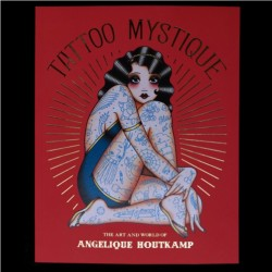 Tattoo Mystique by Angelique Houtkamp